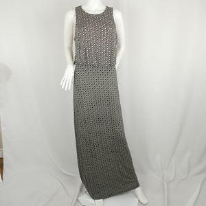 Loft Sleeveless Maxi Dress